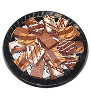 Decadent Brownie Tray - Large (24 Brownies)