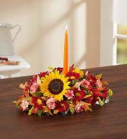Fabulous Feline for Fall Centerpiece