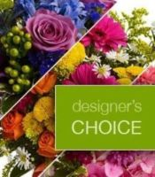 Designers Choice Vase Arrangement