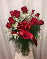 Dozen Red Rose