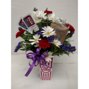 Date Night Movie Bouquet w/ Waynesboro Theatre Tickets