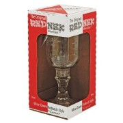 Original Rednek Wine Glass