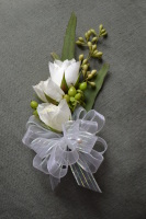 Spray Rose Pin On Corsage