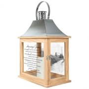 Amazing Grace LED Lantern