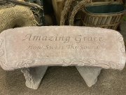 Amazing Grace Bench