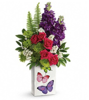 Teleflora's Flight Of Fancy Bouquet