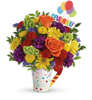 Teleflora's Celebrate You Bouquet