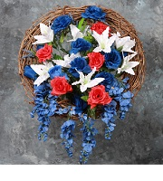 D1 -Memorial Day Wreath