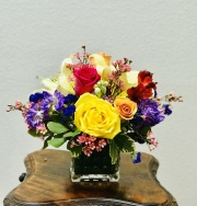 Simply Colorful Bouquet by TLS Florist