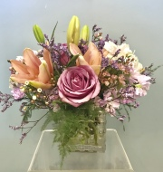 Sweet Hug Bouquet by TLS Florist