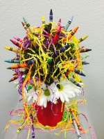 Crayon Crazy Bouquet