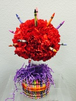 Planet Crayon Bouquet