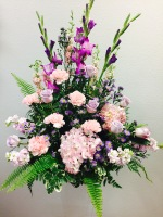 Lilac Tribute by TLS Florist