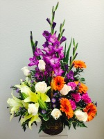 Never Forgotten by TLS Florist