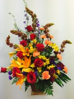Sunset Memories by TLS Florist