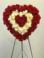 Eternal Heart by TLS Florist