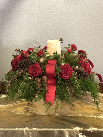 Warm Greetings by TLS Florist