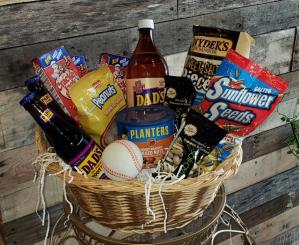 Homerun Snack Basket