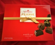 Whitman's Reserve Chocolate