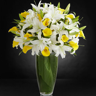Vivacious Luxury Lily Bouquet