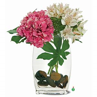Sweet Dreams, hydrangea, alstroemeria, friendship, thank you, corporate gifts