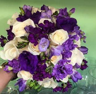 Purple Royal Bouquet NEW!
