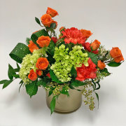Gorgeous Orange Bouquet