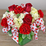 Valentine Sweetheart Bouquet