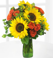 Super Sunflower Bouquet