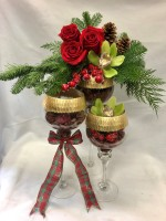 Gorgeous Gilded Goblets