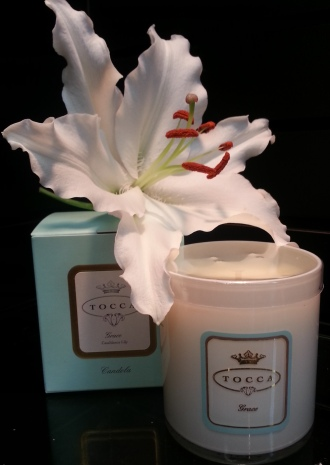 Tocca Candle