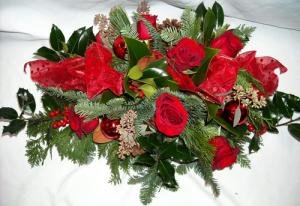 Northwest Holidays Centerpiece