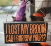 I Lost My Broom