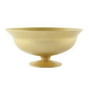 Gold Glass Bowl