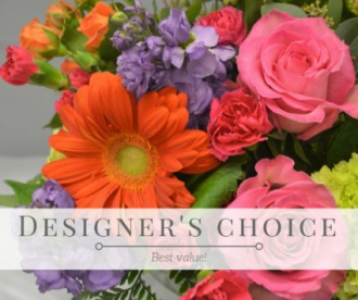 Caan Floral - Designers Choice - Large