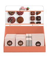 Chocolate Covered Oreo Cookies 4 Piece