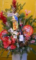 HOLIDAY THANK YOU BASKET