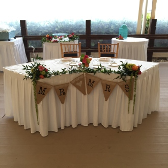 Sweetheart Table- Alt
