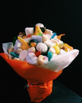 Melt in your mouth bouquet