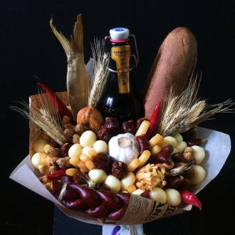 Country Man Bouquet