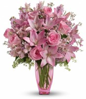 Teleflora's Pink Pink Bouquet PM