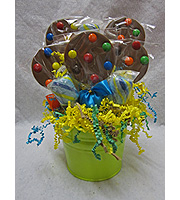 Chocolate Candy Bouquet (medium)