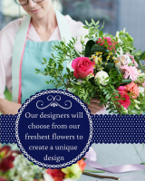 Designers Choice-Seasonal Flowers