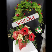 Whoville Christmas Arrangement