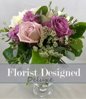 Deluxe Florist Designed Arrangement