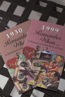 Birth Year Booklets