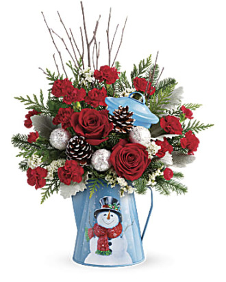 Snow Daydreams Bouquet