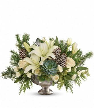 Winter Wilds Centrepiece