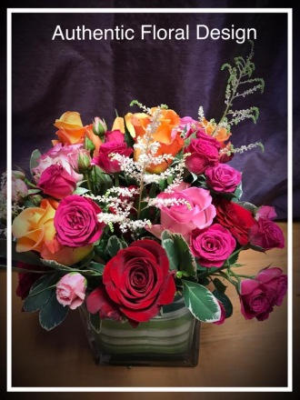 Love and Devotion Rose Bouquet