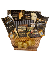 Pure Luxury Gourmet Basket